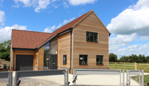 Ridge & Burrow Barn, Thornborough